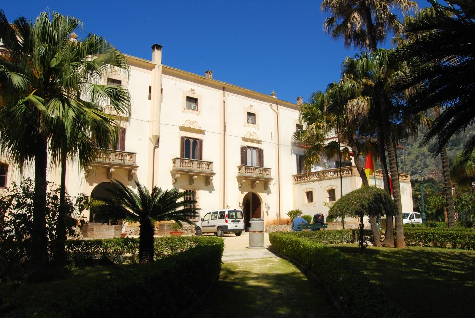 ville e giardini di Palermo