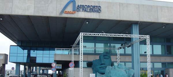 L'aeroporto di Palermo prepara la ripartenza