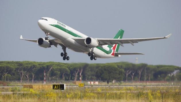 Alitalia non rispetta le misure