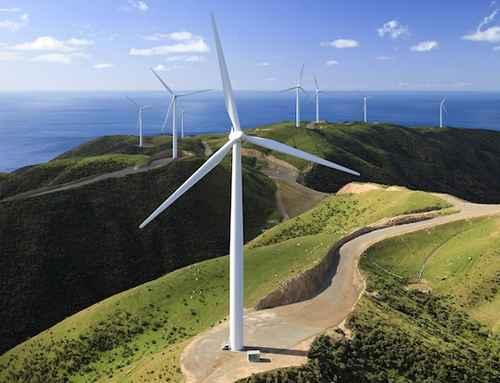 Energia pulita per le isole minori