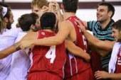 Basket, Aquila Palermo: che rimonta, vittoria di cuore e orgoglio contro Napoli