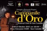 """San Cataldo, torna il festival canoro """"Campanile d'oro"""": 9-10-11 ottobre in piazza Papa Giovanni XXIII"""