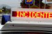 Incidente stradale a Ivrea, ferito un uomo originario di Caltanissetta