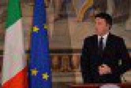 """Renzi: """"Bonus ai diciottenni, gli 80 euro alle forze dell'ordine e fondi per la sicurezza"""""""