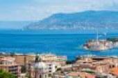 Scossa di terremoto nello Stretto di Messina