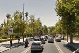 Tampona automobilista per un malore, traffico in tilt in via Libertà