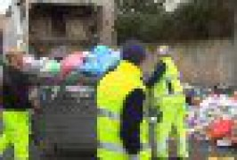 Belice, emergenza rifiuti: intervengono i privati