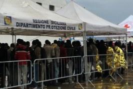 Fra Pozzallo e Messina sbarcano 703 migranti, recuperati due cadaveri