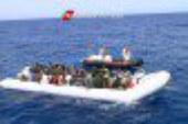 Sbarchi di migranti, salvate 40 persone al sud di Pantelleria
