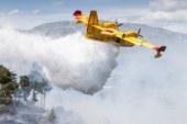 Pantelleria brucia da 4 giorni   Sull'isola tornano i Canadair