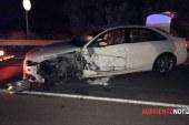 Incidente stradale sulla Ss115 tra Agrigento e Palma, due persone ferite