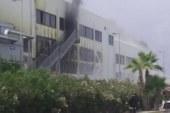 Modica, indagini sull'incendio all'Avimecc: sequestrato lo stabilimento