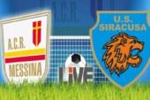 Al Messina il primo derby   Pozzebon-Milinkovic, Siracusa ko