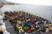 Mazara del Vallo, soccorsi in mare 17 migranti