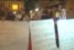 Renzi a Palermo, protesta Almaviva con badge e lumini – Video
