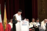 """Renzi inaugura l'anno accademico: """"Basta rassegnazione, serve cambio culturale"""""""