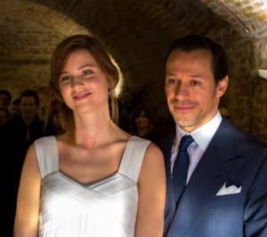 Stefano Accorsi e Bianca Vitali in dolce attesa, l'annuncio sui social