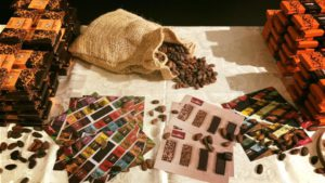 Cioccolato di Modica bean-to-bar a Eataly Roma