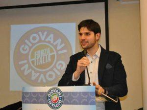Dario Moscato nuovo coordinatore regionale di Forza Italia Giovani