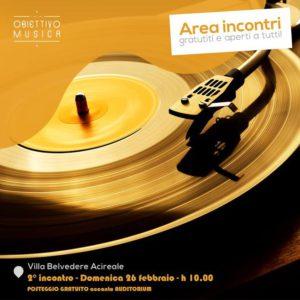 """""""Obiettivo Musica"""", ad Acireale incontro su management e distribuzione digitale"""