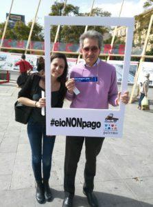 Palermo, associazioni in piazza contro i parcheggiatori abusivi