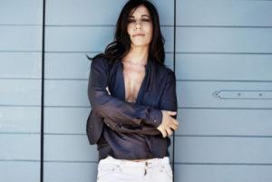 Paola Turci senza veli