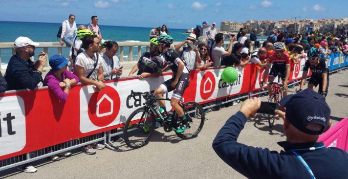 Giro di Italia 2017 Cefalù-Etna © Copyright photo Roberta Marino per SiciliaNews24