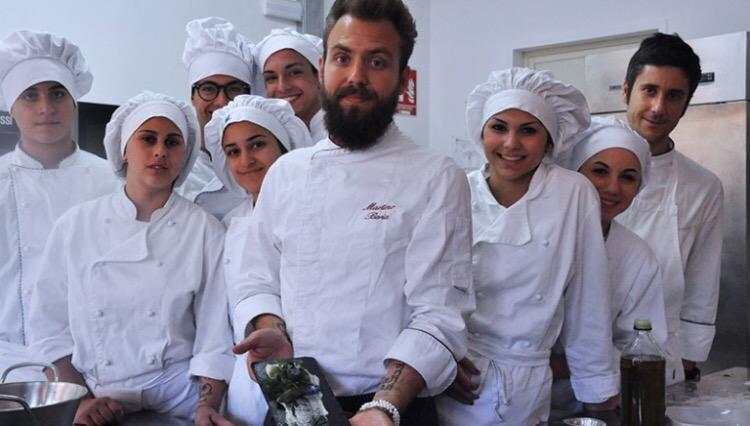 corso professionale cucina vegan