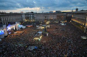 Concertone di Radio Italia a Palermo il 30 giugno: il cast definitivo