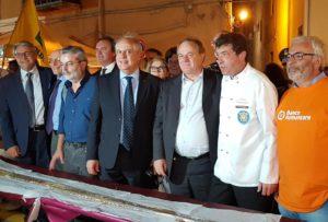 """Guinness dei primati: è ufficiale il record della """"cubbaita"""" di Mazara"""