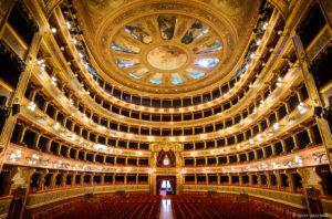 Il Teatro Massimo di Palermo entra nel Grand Tour di Google