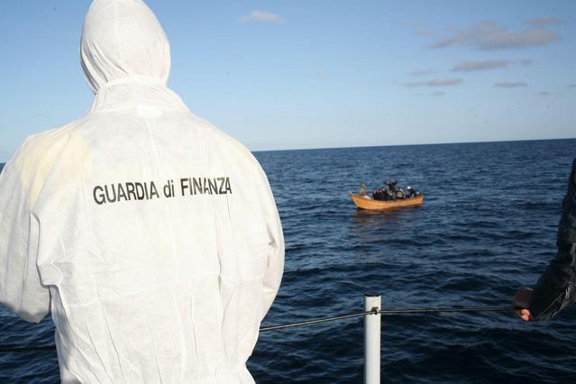 sbarchi a Lampedusa e Linosa