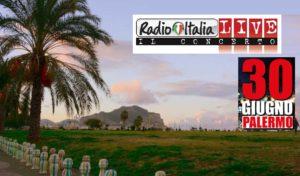 Concerto Radio Italia a Palermo: regole d'accesso all'area e viabilità