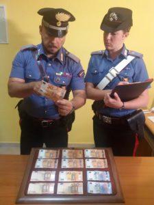 Shopping con banconote false: arrestati madre, figlia e fidanzato