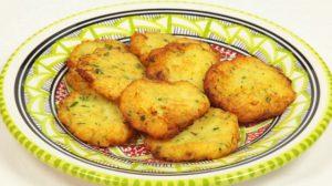 La ricetta del giorno: frittelle di patate e cipolla