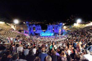 Taormina Film Fest: tutto pronto per spegnere 63 candeline