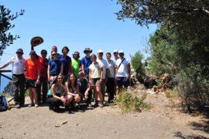 Turismo, gli studenti stranieri che scelgono l'Isola Lachea