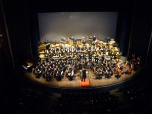 """Storie di mare: Orchestra a fiati del Conservatorio """"Corelli"""" protagonista di Anfiteatro Sicilia"""