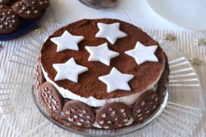 La ricetta del giorno: torta Pan di stelle