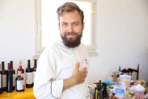 """Vegan: Martino Beria arriva in Sicilia con il suo """"Menù da Chef"""""""