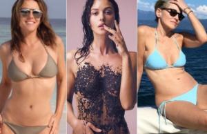 Vip cinquantenni ancora bellissime: le foto in bikini