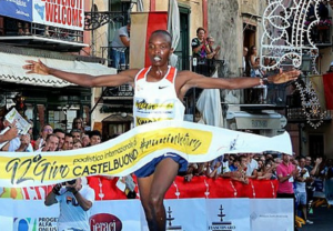 Castelbuono: il giro podistico internazionale arriva su Rai Sport