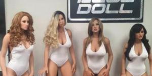 In vendita i primi robot del sesso: sembrano donne vere [FOTO]