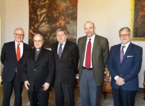 """Egitto, Tumbiolo: """"Ambasciatore Cantini è l'uomo giusto"""""""