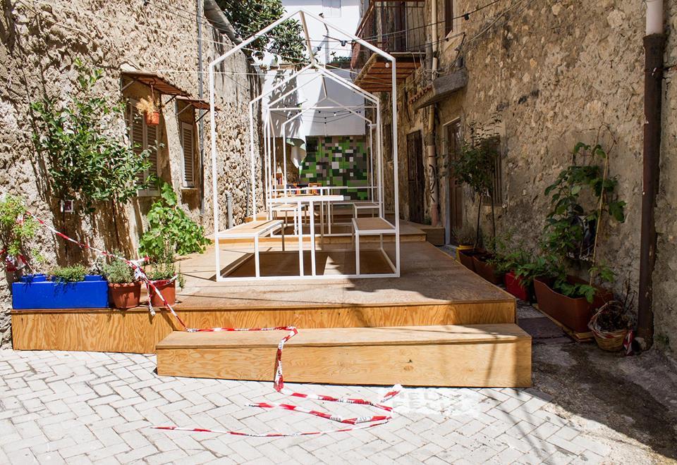Dissequestrate installazioni del farm cultural park for Favara farm cultural park