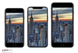 Apple, presentati gli Smartphone del futuro: iPhone 8 e iPhone X
