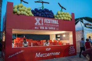 """""""Parola di Pollice Verde"""" sbarca al Festival dell'Uva di Mazzarrone"""