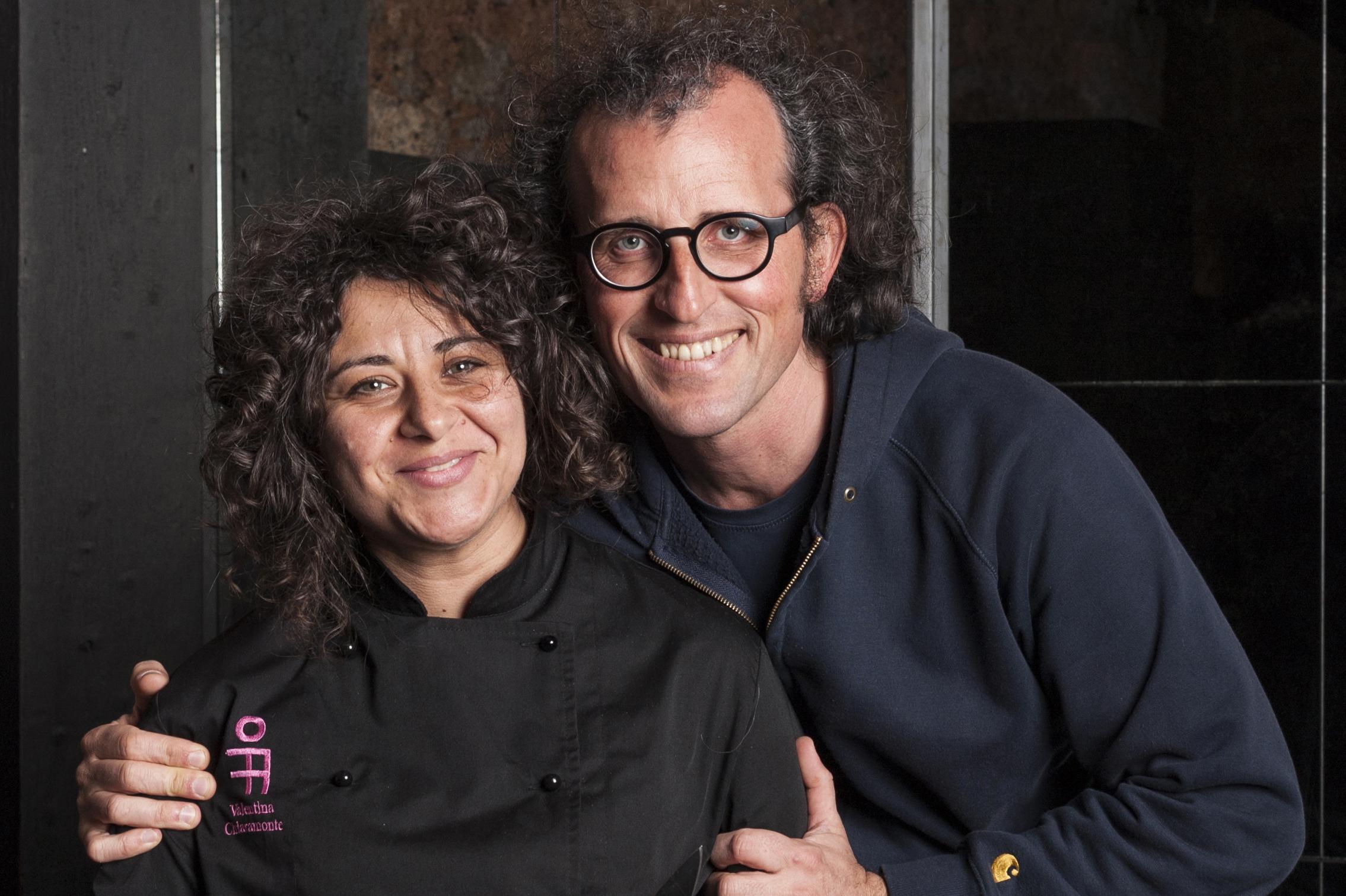 Andrea Graziano e Valentina Chiaramonte