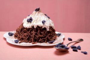 Montebianco, il dolce alle castagne più autunnale che ci sia