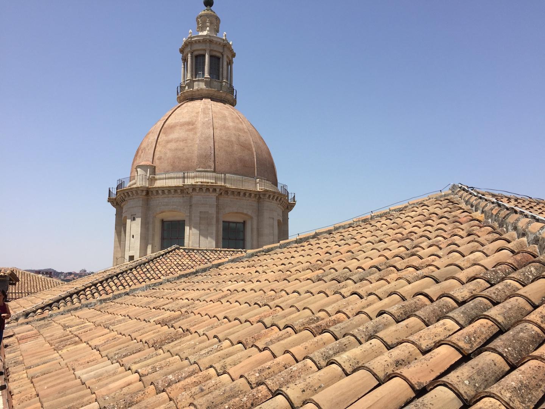 Basilica di San Niccolò L'Arena del Monastero dei Benedettini - Catania